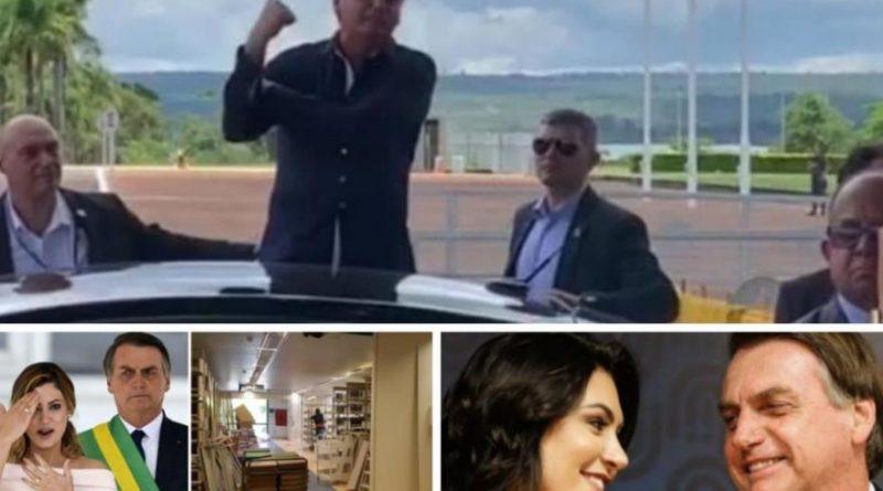Presidente Bolsonaro deveria só conceder entrevistas oficiais para evitar o desgaste.